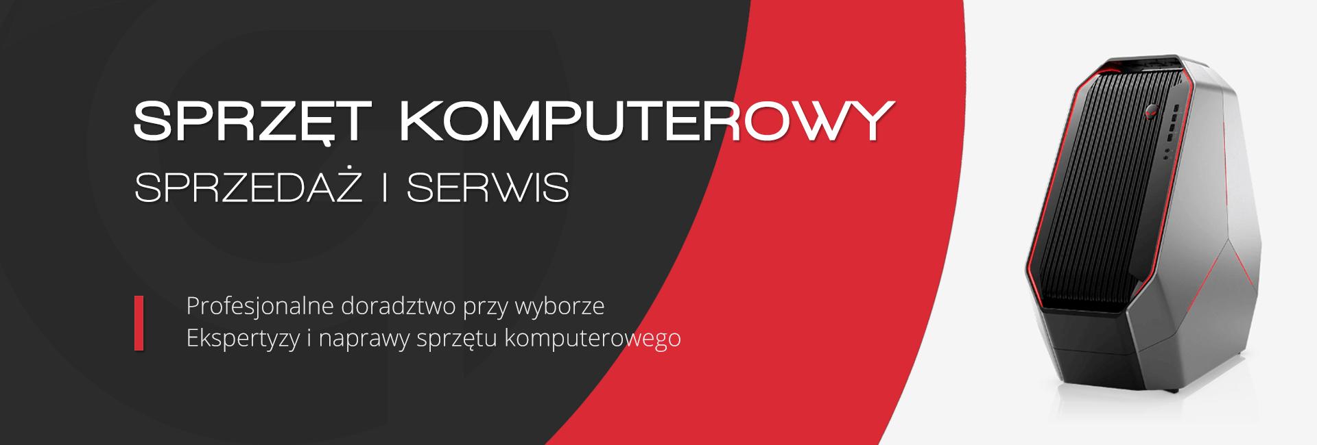 Sprzedaż i serwis sprzętu komputerowego